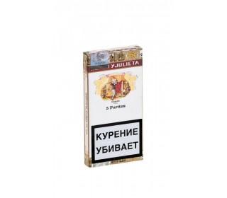 Сигариллы ROMEO Y JULIETA PUR 5шт купить с доставкой в Новосибирске