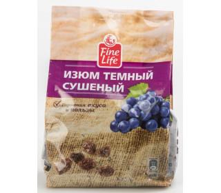 ИЗЮМ ТЕМНЫЙ 450Г FL купить с доставкой в Новосибирске